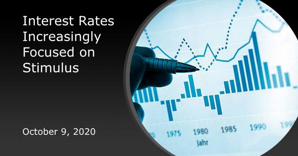 Interest Rates Increasingly Focused on Stimulus
